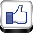 facebook, likepx icon
